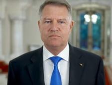 Presedintele Iohannis ii cheama pe romani la referendum: Votati pentru o justitie dreapta, pentru o buna guvernare!