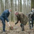 Presedintele Iohannis participa, miercuri, la prima actiune de impadurire in zona desertificata din sudul Romaniei