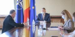 Presedintele Iohannis s-a intalnit cu ministrul Sorin Cimpeanu. Cursurile se reiau dupa vacanta dupa aceleasi scenarii