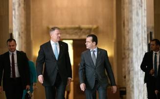 Presedintele Iohannis se intalneste joi cu premierul Orban si cu mai multi ministri