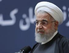 """Presedintele Iranului: Emiratele Arabe Unite au facut o """"mare greseala"""" atunci cand au ajuns la un acord de pace istoric cu Israelul"""