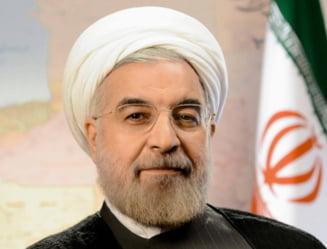 """Presedintele Iranului, dupa uciderea omului de stiinta suspectat ca era creierul programului nuclear iranian: """"Asasinarea martirului Fakhrizadeh arata disperarea dusmanilor nostri"""""""