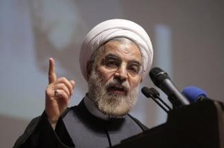 Presedintele Iranului avertizeaza: Maine e randul vostru