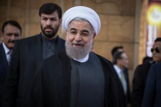 Presedintele Iranului il acuza pe Trump ca ajuta gruparile teroriste din Siria
