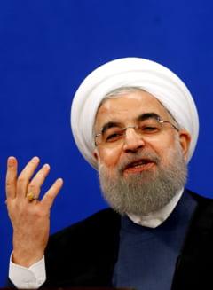 Presedintele Iranului il sfideaza pe Trump: Nu trebuie sa cerem voie nimanui sa construim rachete