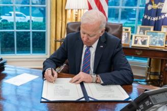 Presedintele Joe Biden vrea investitii de 2.000 de miliarde de dolari in infrastuctura SUA. Care sunt domeniile cheie vizate