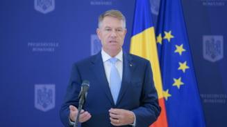Presedintele Klaus Iohannis discuta marti teme economice cu premierul si cu mai multi ministri