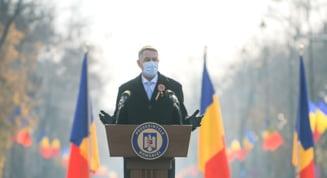 Presedintele Klaus Iohannis se intalneste cu liderii coalitiei de guvernare