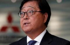 Presedintele Mitsubishi demisioneaza de la conducerea companiei din motive de sanatate