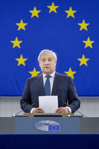 Presedintele PE, Antonio Tajani, mesaj de sustinere pentru Kovesi: Are toate calitatile necesare pentru a fi procuror-sef