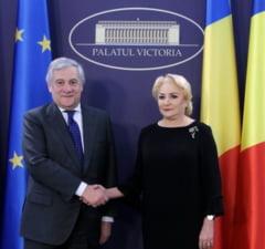 Presedintele PE, la Bucuresti: A venit momentul sa acceleram aderarea Romaniei la Schengen