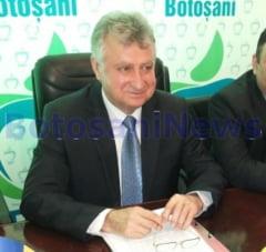 Presedintele PMP Botosani: Ponta este un premier slab si nepriceput. Iohannis a gresit enorm