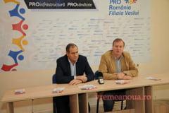 """Presedintele PRO Romania Vaslui, prima conferinta de presa: """"Am deschis larg usile partidului pentru cei care gandesc romaneste"""""""