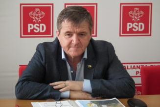 Presedintele PSD Satu Mare, anchetat de DNA dupa amenintarea colegilor: Sunt mandru ca sunt roman