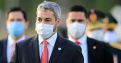 Presedintele Paraguayului a cerut demisia Guvernului dupa manifestatii violente in strada. Oamenii protesteaza fata de masurile anti-pandemie