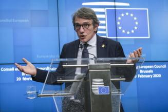 Presedintele Parlamentului European a intrat in carantina
