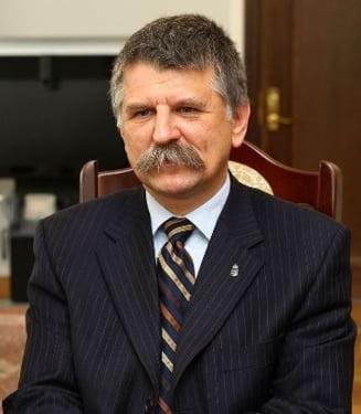 Presedintele Parlamentului Ungariei a venit in Romania si a facut un apel la calm si toleranta, dupa declaratiile lui Tudose, dar si la unitatea maghiarilor