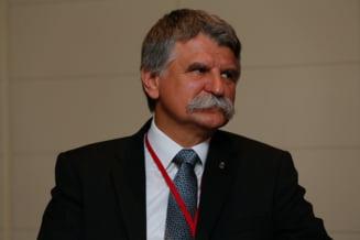 Presedintele Parlamentului ungar: Tinutului Secuiesc i se cuvine o compensatie istorica atat din partea Budapestei, cat si din partea Bucurestiului