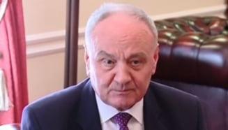 Presedintele R. Moldova, despre proteste: Forte neo-sovietice vor sa ne opreasca din drumul nostru spre UE