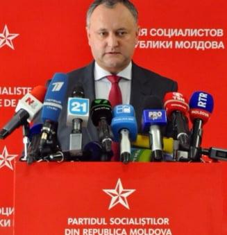 Presedintele R. Moldova vrea unionismul interzis prin lege: Cine sustine unirea cu Romania e tradator, dusman