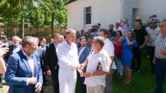 Presedintele Romaniei, intr-o noua vizita la Brasov