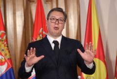 Presedintele Serbiei a fost spitalizat