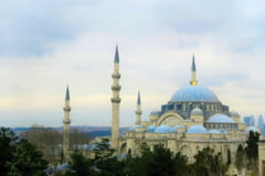 """Presedintele Turciei anunta prima rugaciune musulmana la """"Sfanta Sofia"""" pe 24 iulie, dupa ce monumentul a redevenit moschee"""
