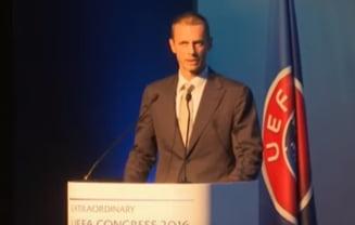 Presedintele UEFA anunta o revolutie in fotbal: Nu promit, totusi, ca Steaua va castiga Liga Campionilor