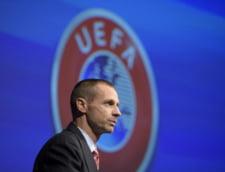 Presedintele UEFA si-a pierdut somnul din cauza costurilor generate de pandemie
