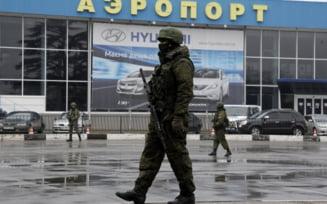 Presedintele Ucrainei: Rusia forteaza un conflict armat, vrea sa anexeze Crimeea