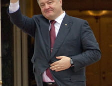 Presedintele Ucrainei, in Romania. Mesajul lui Iohannis pentru Porosenko