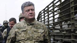 Presedintele Ucrainei cedeaza in fata separatistilor - un compromis colosal