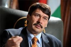 Presedintele Ungariei, la Timisoara: In decembrie '89, ungurii sufereau si pentru identitatea etnica