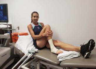 Presedintele WTA reactioneaza dupa accidentarea terifianta suferita de Mihaela Buzarnescu: Aici nu suntem la fotbal!