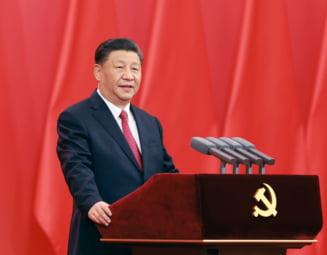 """Presedintele Xi Jinping, avertizare cu privire la """"agresorii"""" Chinei: """"Cei care incearca sa intimideze Beijingul isi vor sparge capetele de Marele Zid din Otel"""" VIDEO"""