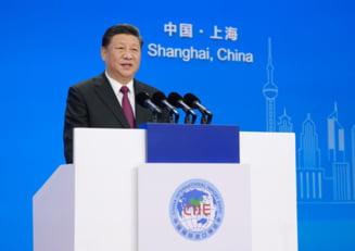 Presedintele Xi Jinping jura ca-i va zdrobi pe protestatarii care vor sa divizeze China