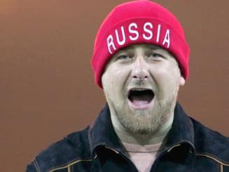 Presedintele cecen ameninta ca trimite 75.000 de luptatori in Kiev: Imi place sangele