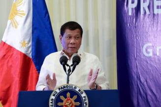 Presedintele filipinez, la summitul unde participa Putin si Trump: La 16 ani am injunghiat mortal o persoana