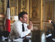 Presedintele francez i-a promis Svetlanei Tihanovskaia ajutorul sau in medierea crizei politice din Belarus