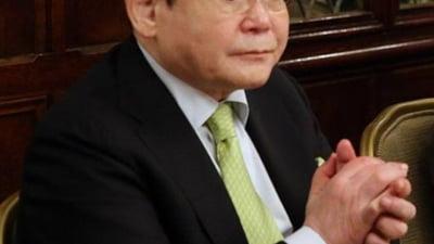 Presedintele grupului Samsung a murit