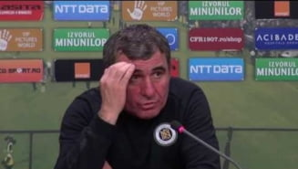 Presedintele lui Hermannstadt il acuza pe Hagi: Se schimba total in timpul meciului!