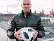 Presedintele lui Real Madrid a mers la vestiare dupa ultimul semiesec: Iata ce spune Zidane