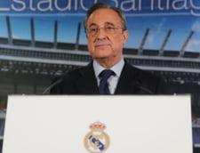 Presedintele lui Real Madrid zboara la Londra pentru a trata transferul unui jucator de top
