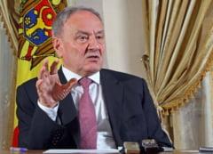 Presedintele moldovean acuza: Liderul Partidului Liberal m-a santajat