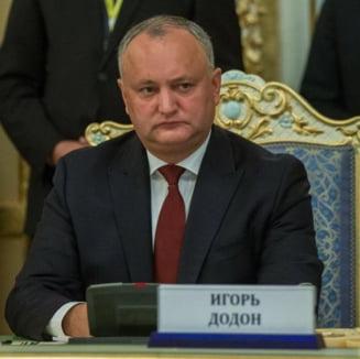 """Presedintele pro-rus Igor Dodon ar putea fi suspendat pentru a cincea oara: """"Nu voi semna aceasta lege in niciun caz"""""""