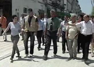 Presedintele s-a suparat din nou pe ziaristi: Astia-s mai rau ca Securitatea (Video)