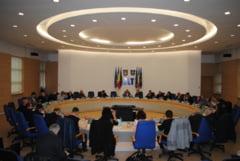 Presedintele si vicepresedintii CJ Olt, la raport