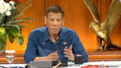 "Presedintele statului Filipine ameninta sa-i ucida pe toti pacientii infectati cu COVID-19: ""Putem oricand sa ne incheiem astfel existenta"""