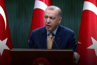 """Presedintele turc Recep Tayyip Erdogan critica declaratiile lui Biden la adresa lui Putin. """"Este cu adevarat inacceptabil, nu este ceva ce poate fi trecut cu vederea"""""""