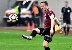 Presedintele unei echipe din Liga 1 anunta ca l-a convins pe Ciprian Deac: Prefera sa joace la noi